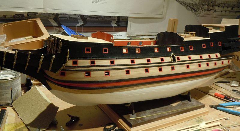 Sovereign of the Seas / Mantua, Sergal, 1:78 Sots4710
