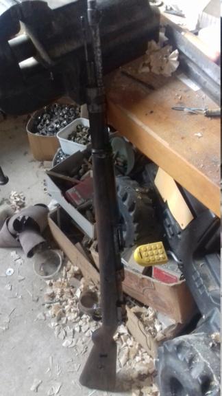 Mauser 98k Sauer et Sohn 1941 monomatricule 20190611