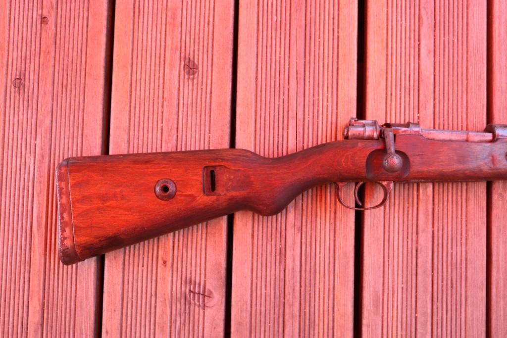 Mauser 98k Sauer et Sohn 1941 monomatricule Img_1413