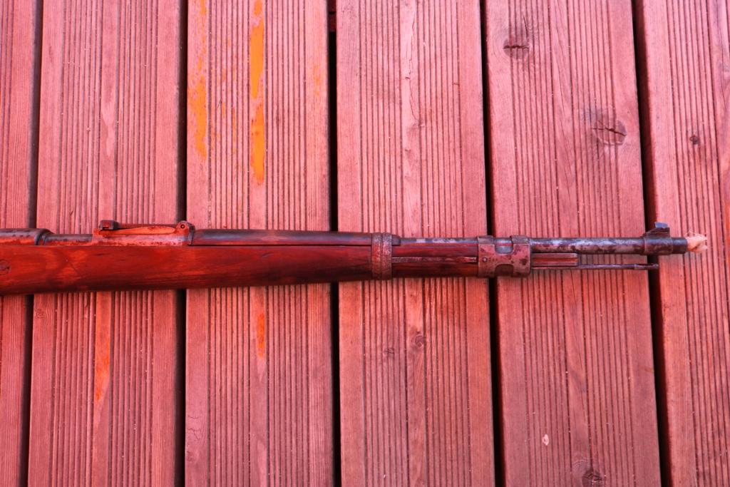 Mauser 98k Sauer et Sohn 1941 monomatricule Img_1414