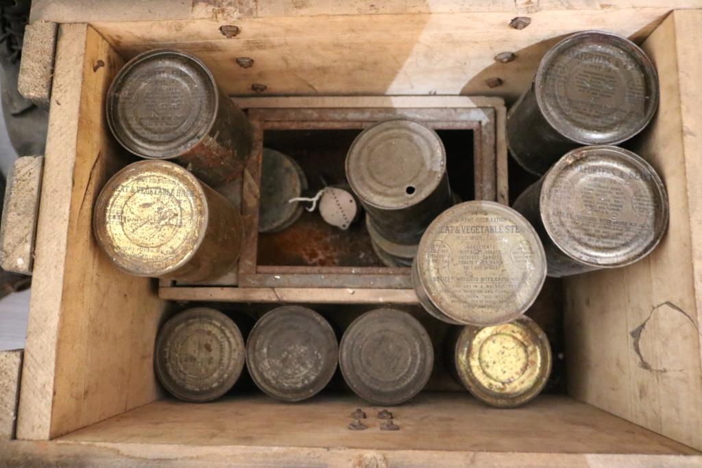 boites de conserves ration C Img_4526