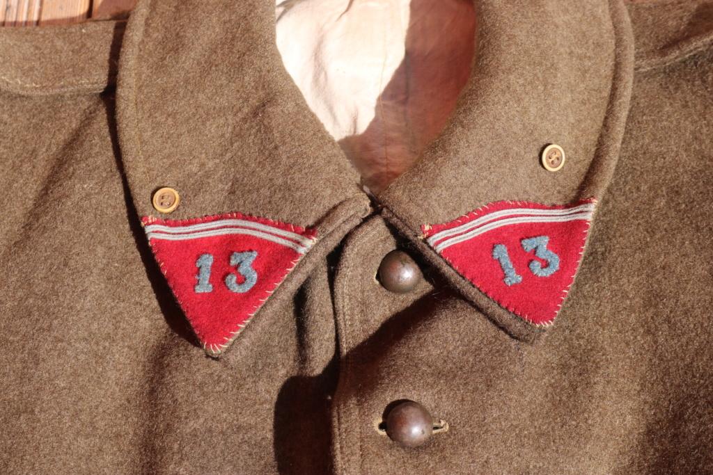 ensemble (capote, vareuse, pantalon) France 40 Img_6613
