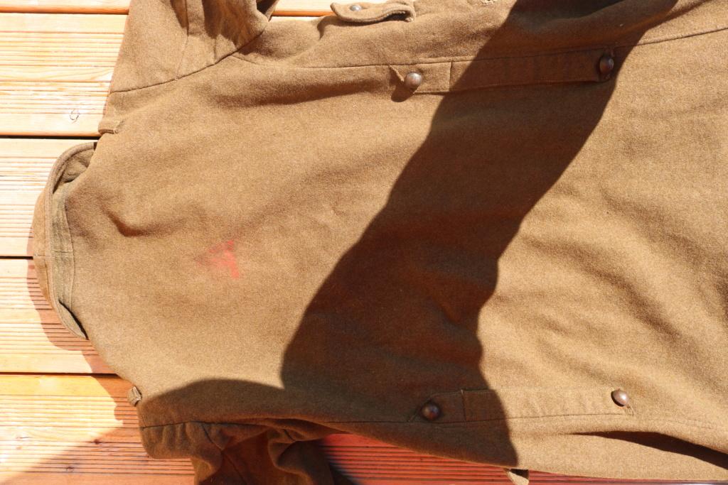 ensemble (capote, vareuse, pantalon) France 40 Img_6618