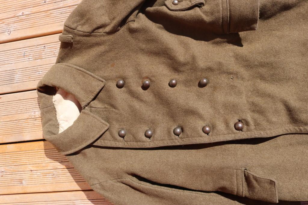ensemble (capote, vareuse, pantalon) France 40 Img_6619
