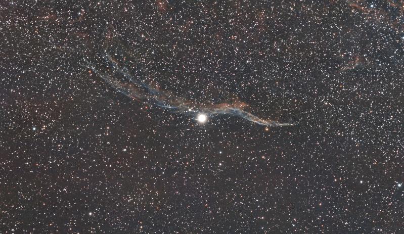 NGC6960 première image  Ngc69611