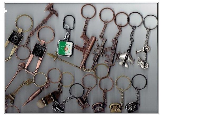 Mes portes clés doubles en échange L10