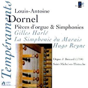 L'Orgue français sous l'Ancien Régime : discographie Dornel10