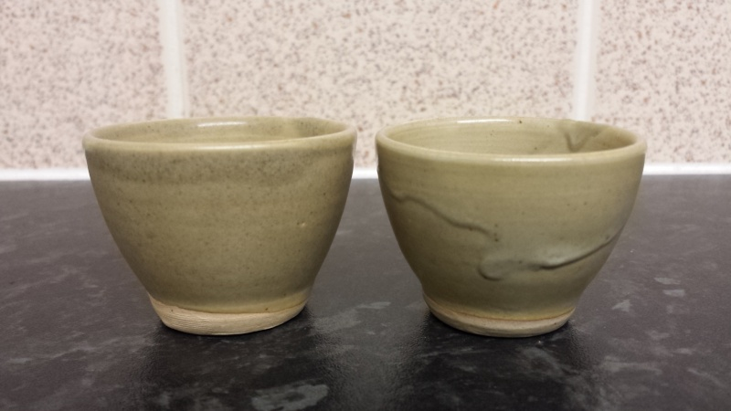 Harry and May Davis, Crowan Pottery 20141131