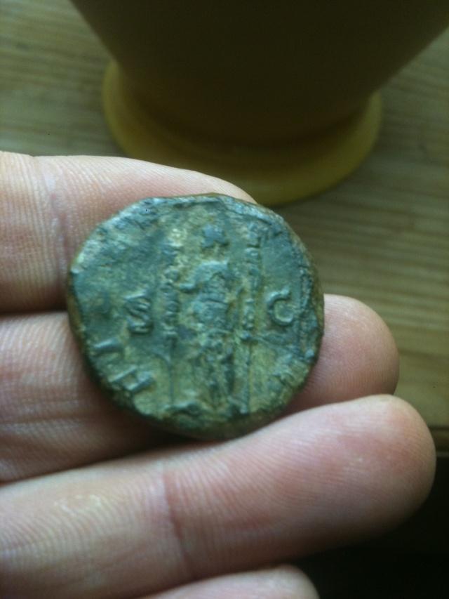 Sesterce de Maximin le Thrace Img_6617