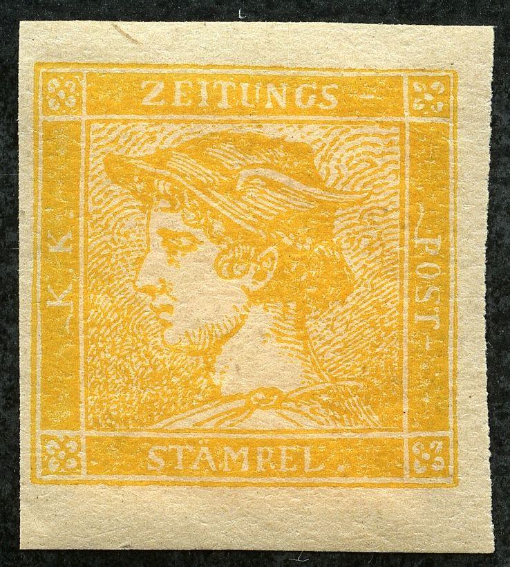 DIE ZEITUNGSMARKEN DES JAHRES 1851 Img54010