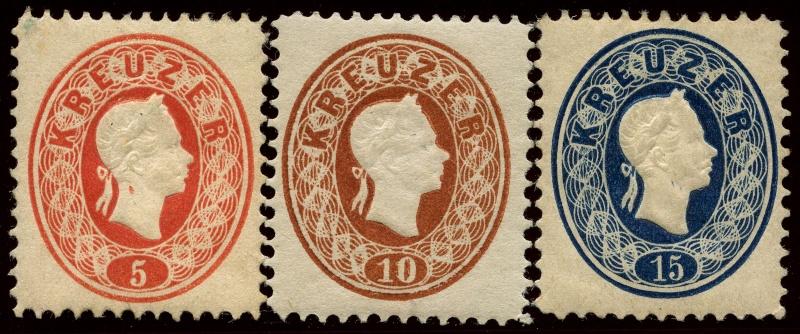 Die Freimarkenausgabe 1861 - Seite 2 Nd_18610