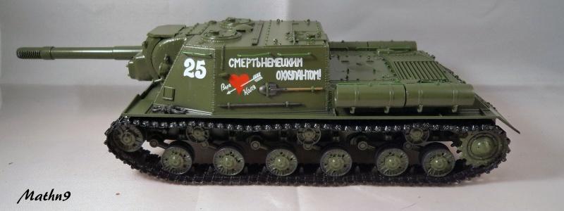 JSU 152 [Cyber Hobby 1/35] w/ Tank Riders Soviet [Dragon 1/35] - Terminé- - Page 2 Dsc02511