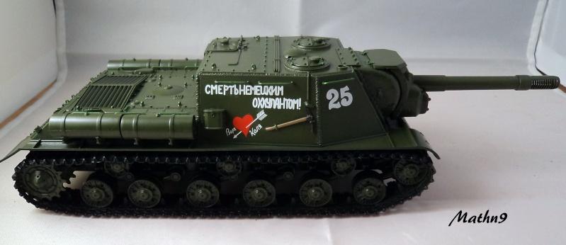 JSU 152 [Cyber Hobby 1/35] w/ Tank Riders Soviet [Dragon 1/35] - Terminé- - Page 2 Dsc02514