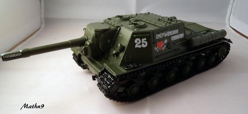 JSU 152 [Cyber Hobby 1/35] w/ Tank Riders Soviet [Dragon 1/35] - Terminé- - Page 2 Dsc02515