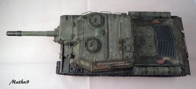 JSU 152 [Cyber Hobby 1/35] w/ Tank Riders Soviet [Dragon 1/35] - Terminé- - Page 2 Dsc02528