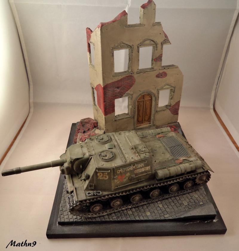 JSU 152 [Cyber Hobby 1/35] w/ Tank Riders Soviet [Dragon 1/35] - Terminé- - Page 2 Dsc02530