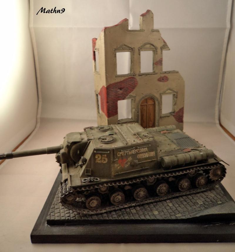 JSU 152 [Cyber Hobby 1/35] w/ Tank Riders Soviet [Dragon 1/35] - Terminé- - Page 2 Dsc02532