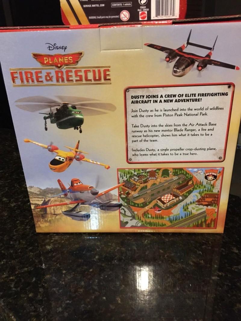 [Planes Fire & Rescue] Aperçu des premiers modèles - Page 5 _5713