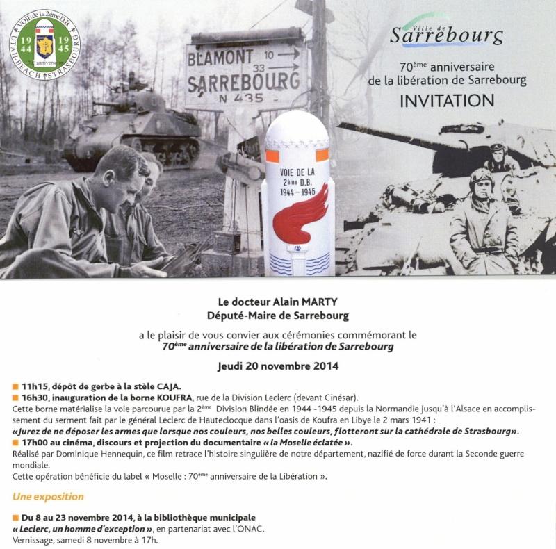Borne du serment de Koufra: SARREBOURG (57) 0001tt10