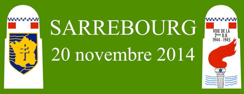 Borne du serment de Koufra: SARREBOURG (57) Bandea10