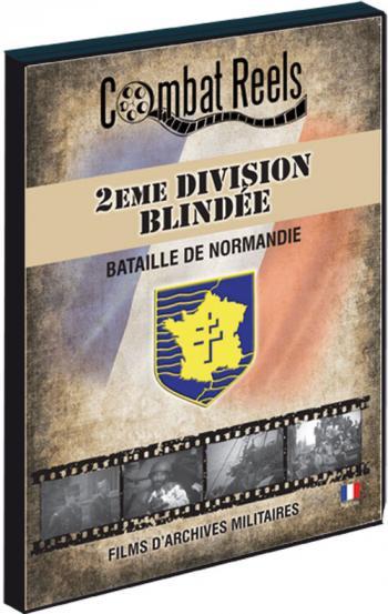 DVD inédit d'archives cinématographiques de la 2ème DB Numero10
