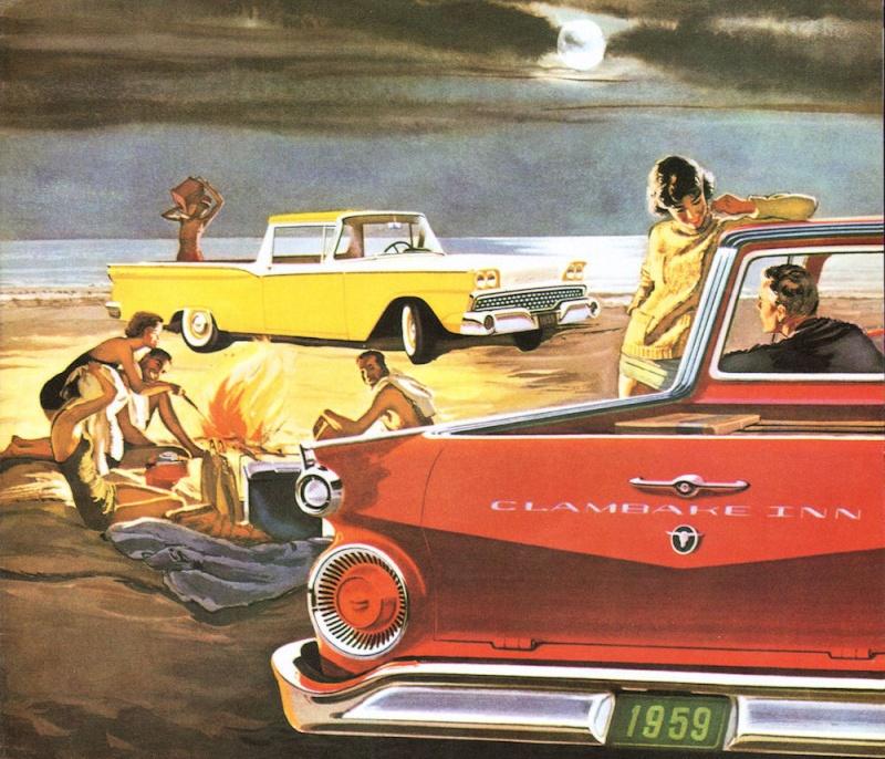 publicités vintage us  - Page 2 1959-f11