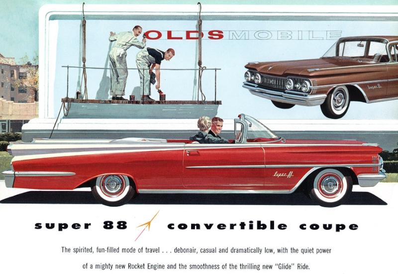 publicités vintage us  - Page 3 Oldsmo10