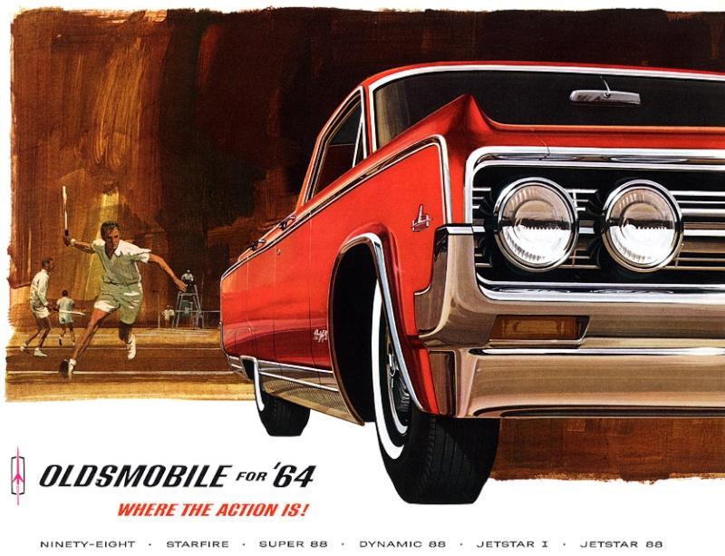 publicités vintage us  - Page 3 Oldsmo11