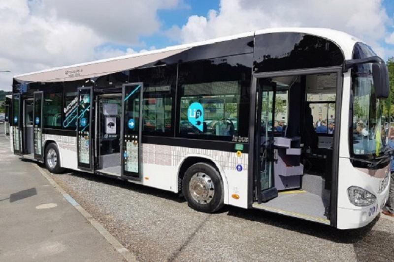 Bus Electriques LiA - IRIZAR I2E 32608710