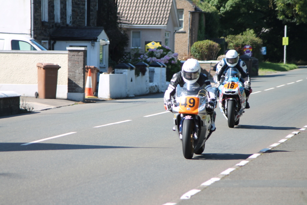 classic - [Road racing] CLASSIC TT et MANX GP 2018 . - Page 12 Img_8015