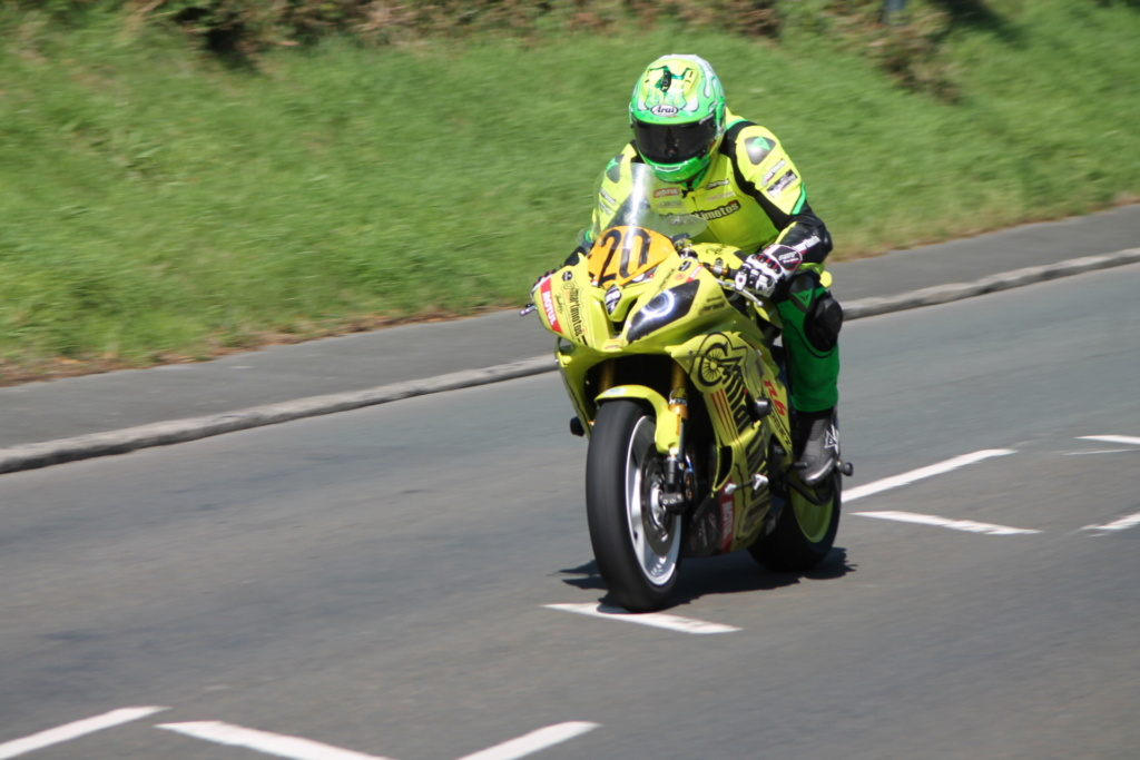 classic - [Road racing] CLASSIC TT et MANX GP 2018 . - Page 12 Img_8027