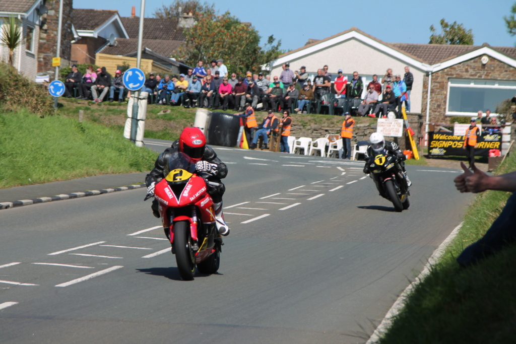 classic - [Road racing] CLASSIC TT et MANX GP 2018 . - Page 12 Img_8029
