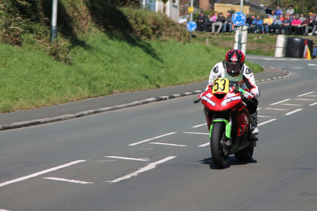 classic - [Road racing] CLASSIC TT et MANX GP 2018 . - Page 12 Img_8031