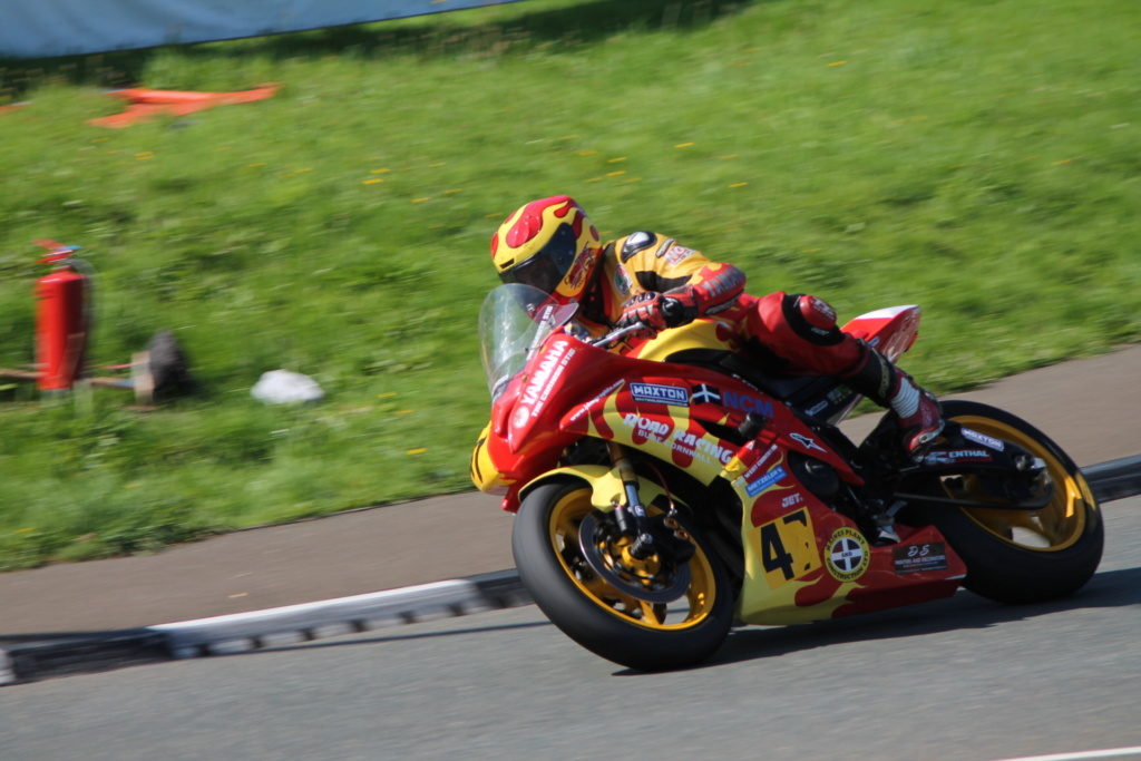 classic - [Road racing] CLASSIC TT et MANX GP 2018 . - Page 12 Img_8111
