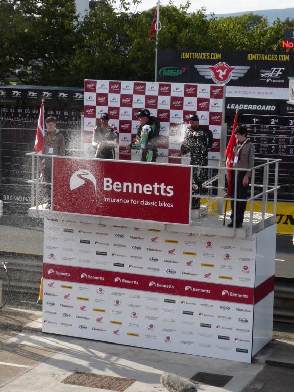 [Road racing] Classic TT/ Manx GP 2019  - Page 9 P1190410