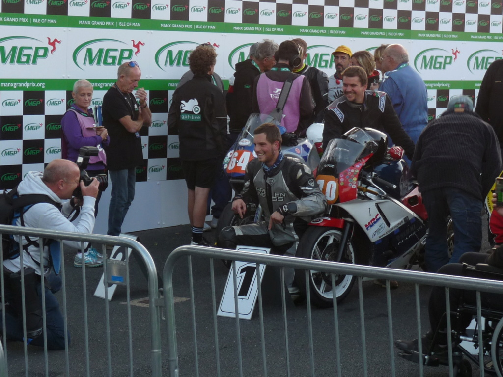 [Road racing] Classic TT/ Manx GP 2019  - Page 12 P1190641