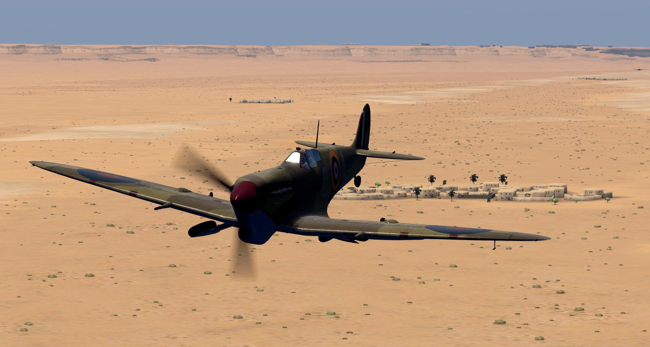 Screenshots IL2 Cliffs Of Dover Blitz/Desert Wings Tobruk   - Page 10 5010