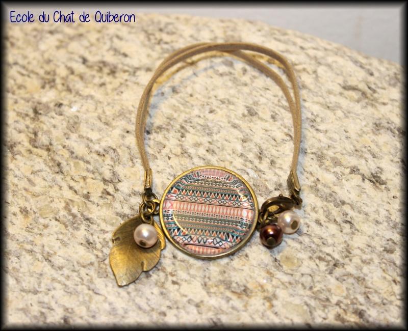 Les bracelets...100% Fait-main, au profit de l'ECQ! 7950-210