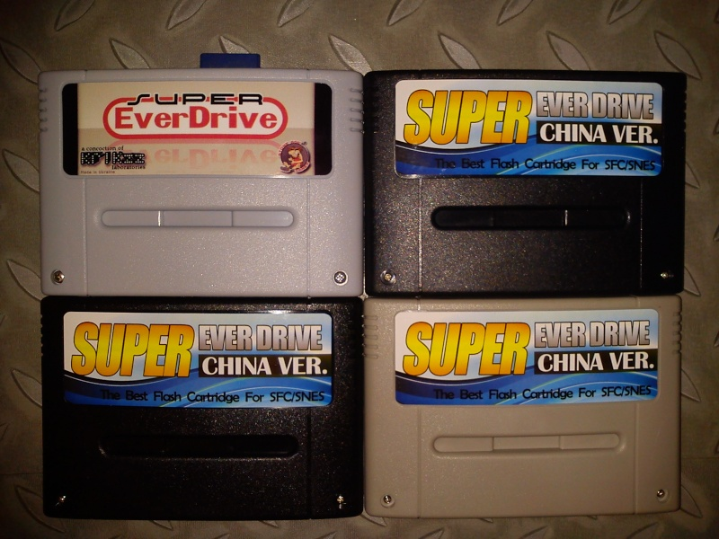 Question Super Everdrive vs SD2SNES - Page 4 Img_1913