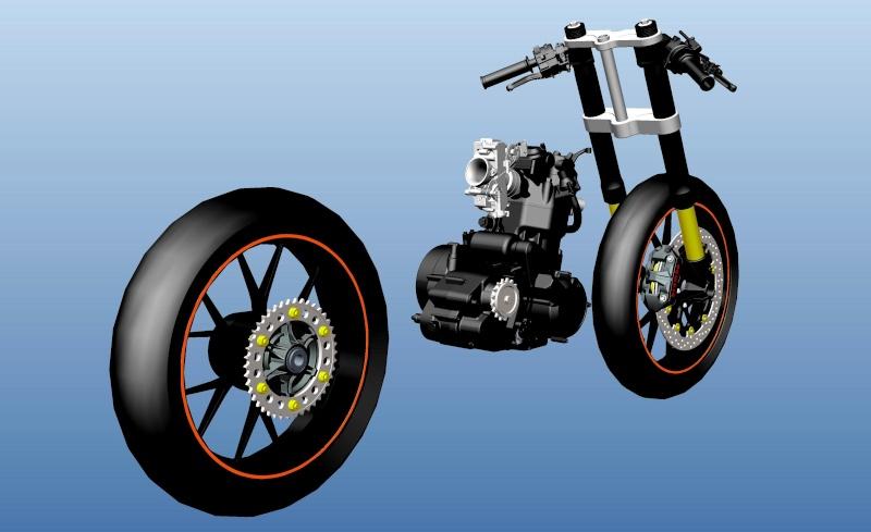 LC4 640 Racer... en 3D !!  Cadre-93