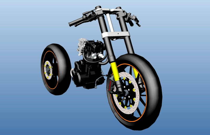 LC4 640 Racer... en 3D !!  Cadre-94