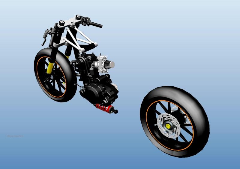 LC4 640 Racer... en 3D !!  Cadre-97