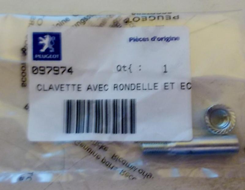 clavettes en 8.5 mm pour peugeot 1946-80 2014-159