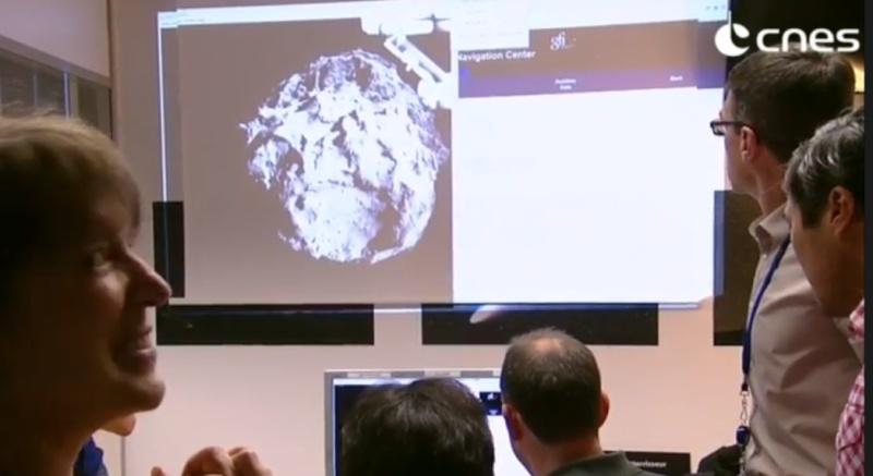 Rosetta : atterrissage et mission de Philae (Sujet N°1) - Page 21 Esa410