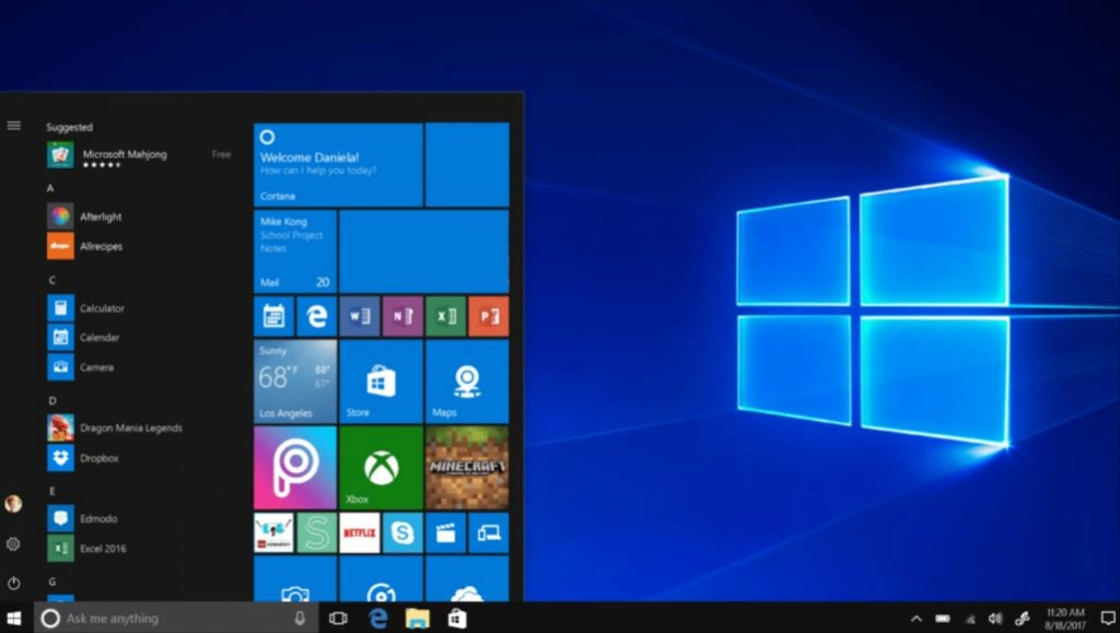 طريقة تحديث ويندوز 7 او ونيدوز 8 الى ويندوز 10 (مجانا من شركة ميكروسوفت ) حصريا على دليل الاشهار Window10