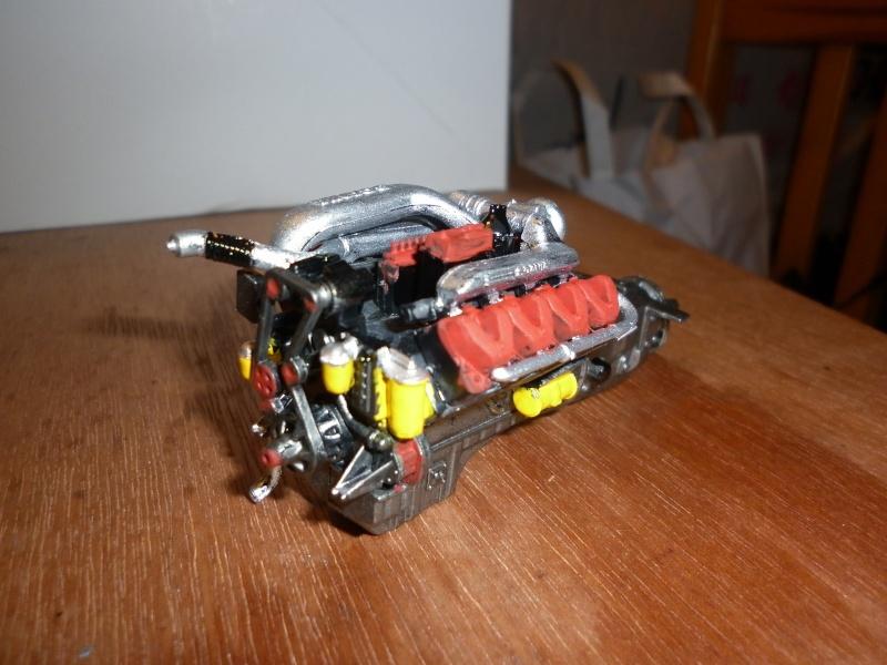 Maquette Camion SCANIA Imperial R730 V8la semi remorque Dussol père et fils de chez italeri au 1/24  - Page 2 P1000410
