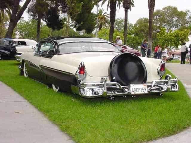 Mercury 1955 - 1956 Custom & mild custom - Page 2 10026710