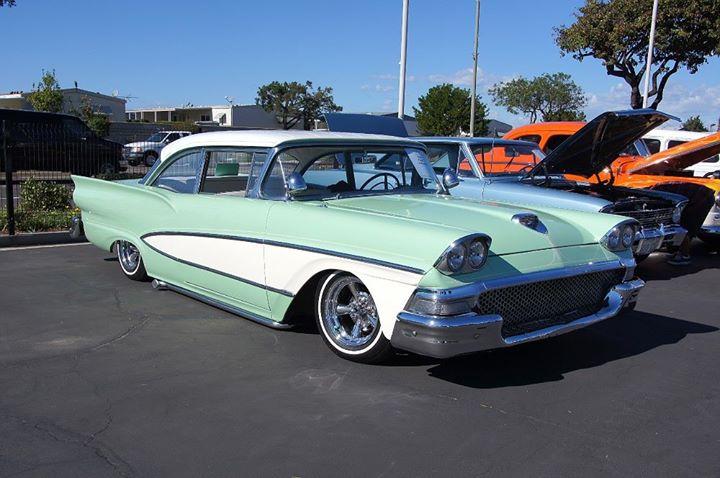 Ford 1957 & 1958 custom & mild custom  - Page 5 10090710
