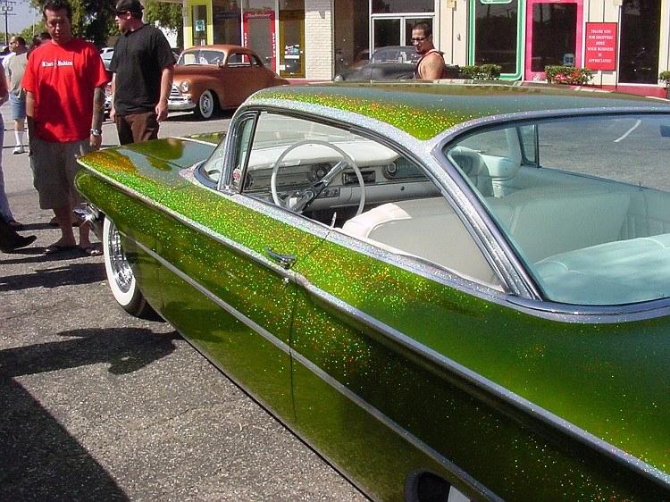 Oldsmobile 1958 - 1960 custom & mild custom 10129310