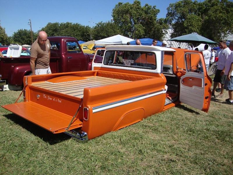 Ford Pick up 1958 - 1966 custom & mild custom 10268610